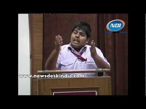 Khalsa College - debate on