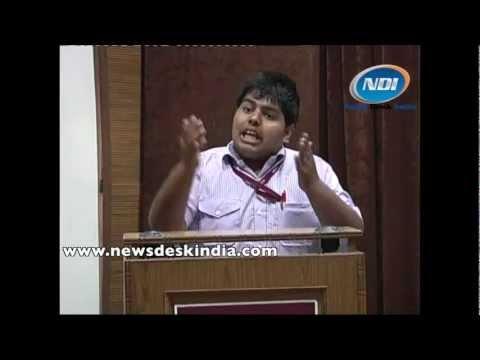 "Khalsa College - debate on ""Media:Mass Communication or Market"""