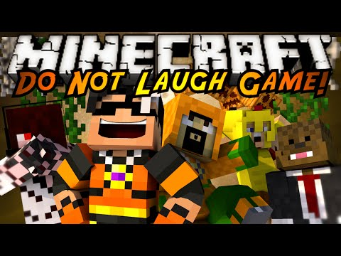 Minecraft Mini-Game : DO NOT LAUGH HALLOWEEN SPECIAL!