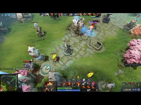 [Dota 2] KiSeki Chan - Let's go adorable dog 07/14/2019