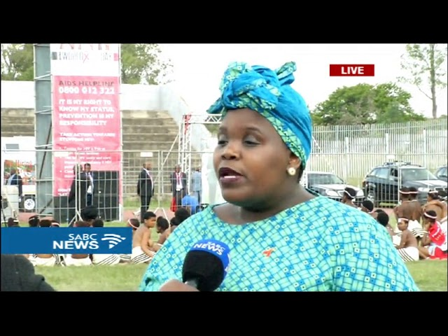 Zimkhitha Manqinana wraps up Eastern Cape HIV/AIDS commemoration