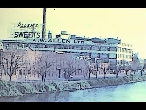 Melbourne CBD, Southbank & QV Gardens circa 1975