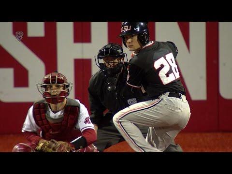 Recap: Oregon State baseball dominates Washington State in series opener