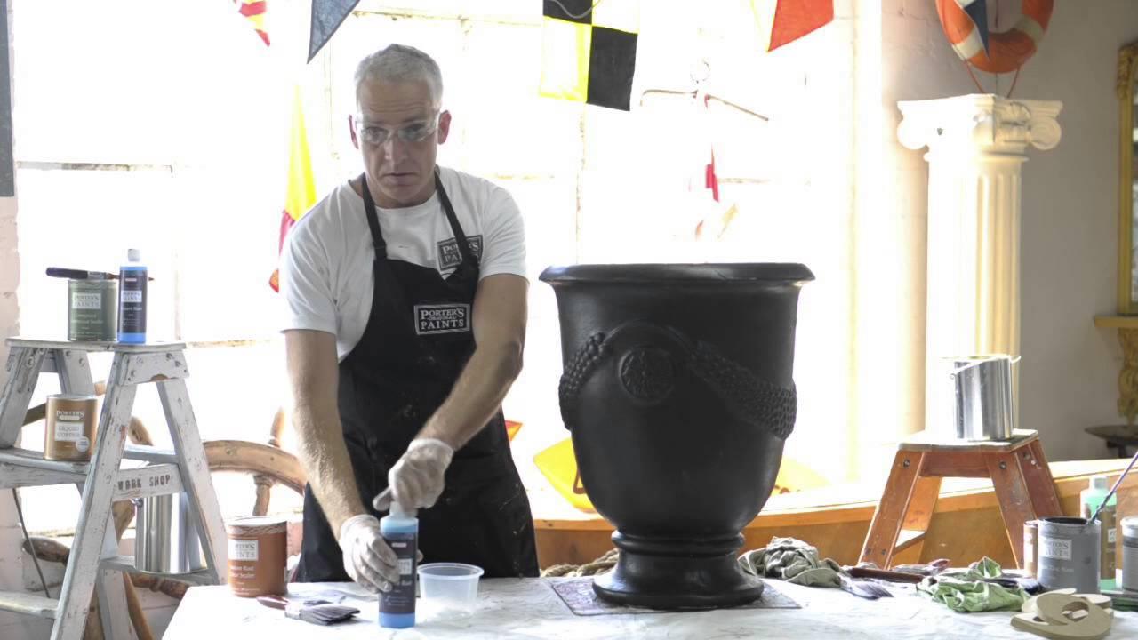 Rusting Paint Iron Porter 39 s Paints Liquid Iron