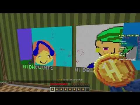 DÍA PENOSO (Pixel Painters Minecraft)