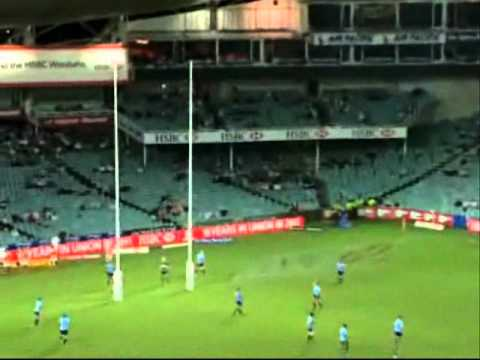 Waratahs vs Cheetahs - Super Rugby 2011- Rd.5