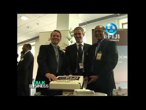 FIJI AIRWAYS - AIRBUS'S FIRST COMMERCIAL FLIGHT