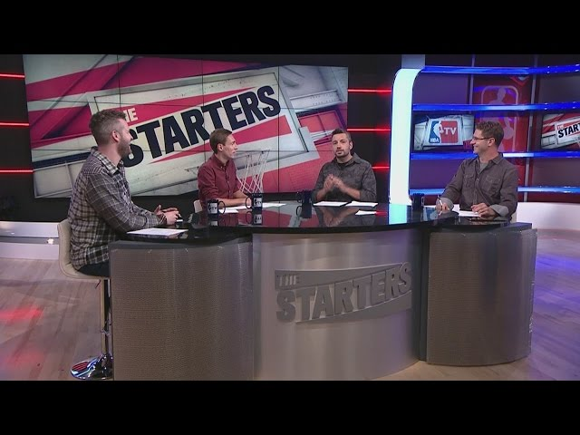 NBA Season Preview Part 4 – The Starters
