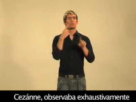 Glosario de arte en LSE: Paul Cezanne