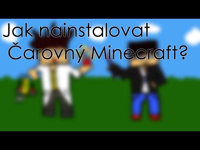 [Návod]Čarovný Minecraft