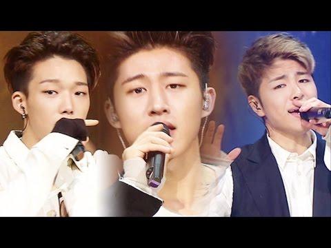 《Emotional》 IKON(아이콘) - 지못미(APOLOGY) @인기가요 Inkigayo 20151206