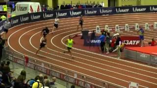 USATF 400m Indoor Masters Championship M55 - 2017