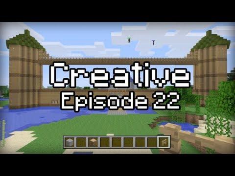 Minecraft Xbox 360 | Creative Mode Episode 22