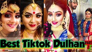 Best Wedding TikTok Part 2||Most Popular dulhan dance||Romantic moments||Trending Wedding Couple