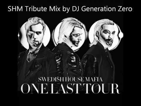 Swedish House Mafia Tribute Mix