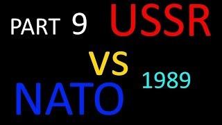 Let's Play WinSPMBT, USSR vs NATO (1989), p9 Defending against the Americans' Attack battle 2g