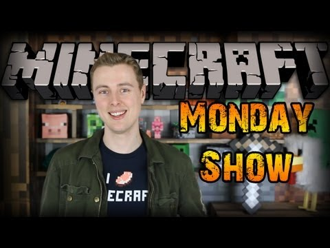 Ride Into The Sunset! Minecraft Monday Show 101