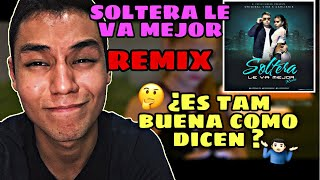 (REACCION) Original Visa ft Carlienis - soltera le va mejor  [remix] - (Video official)