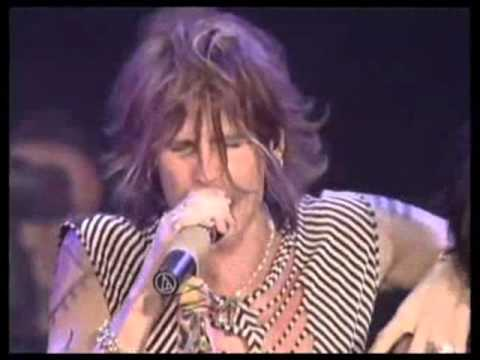 Aerosmith Just Push Play Music Video