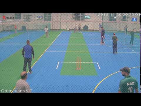 409114 Court2 Willows Sports Centre Cam3 Corinthians v The Sticky Wickets Court2 Willows Sports Cen