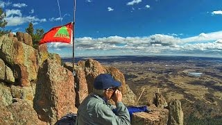 3 Watts-n-Wire Reach into Pacific and Europe! Sadly Missed KU6J Memorial S2S QSO!