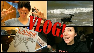 VLOG: May 7th-17th | Hiking, Starting School, & Giving Myself Bangs!