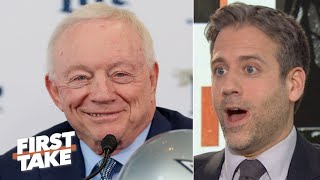 'It's the same old Cowboys!' - Max Kellerman urges Jerry Jones to hire an elite GM | First Take