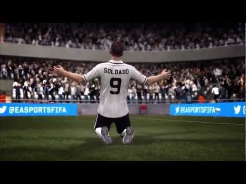 FIFA 13 - Celebrations Trailer [HD]
