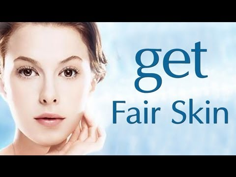 Beauty Tips - Expert Advise On How To Get Fair Skin