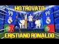 HO TROVATO CRISTIANO RONALDO TOTS 99!!!