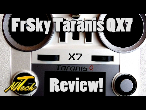 FrSky Taranis Q X7 Review! (part 1 - Hardware and setup)