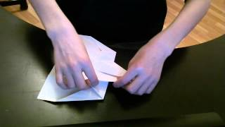 Comment Faire Un Avion En Papier (concorde)