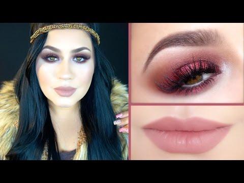 CRANBERRY NUDES ◆ Makeup Tutorial
