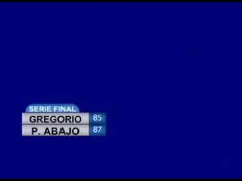 Pleito en Juego de Baloncesto en Azua 2012 camara 1