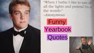 SwldnLimited Season 1 Episode 4 - Funny Yearbook Quotes