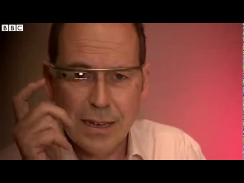 BBC News Google Glass How new heads up gadget work
