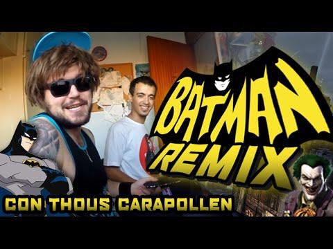 EL RAP DEL MURCIÉLAGO Con Thous Carapollen Batman Remix PUNYASO