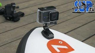 Action Cam auf dem Stand Up Paddle Board anbringen // Anleitung // #kurz geSUPt #31