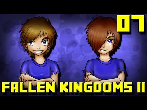 Fallen Kingdoms II : Derniers Préparatifs Jour 07 Minecraft