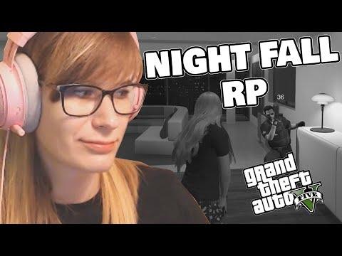 GTA Night Fall RP de megcsal a barátom