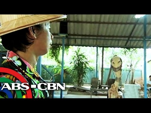 Kuya Kim reports beside cobra