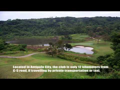 Sun Valley Golf Course Antipolo Philippines
