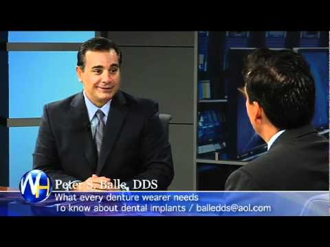 Peter Balle DDS Discussing Dental Implants Las Vegas with Randy...