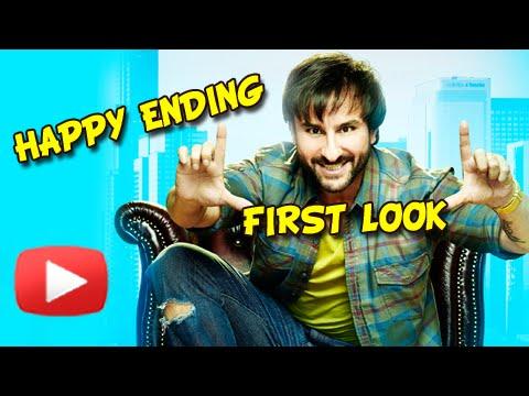 Happy Ending First Look | Saif Ali Khan And Ileana D'cruz video