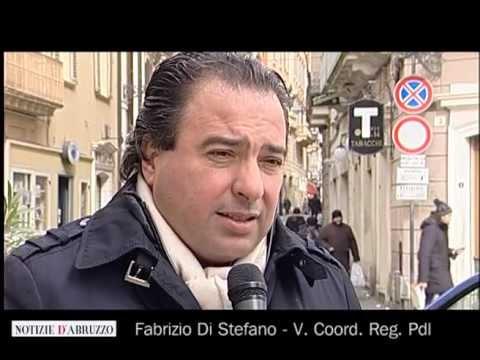 Di Stefano: proposte Pdl, in Abruzzo cresce il consenso