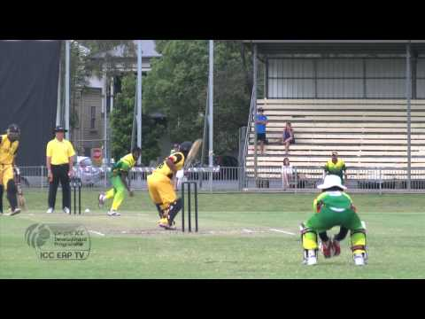 Highlights - PNG Qualify for ICC World Twenty20 Qualifier 2015