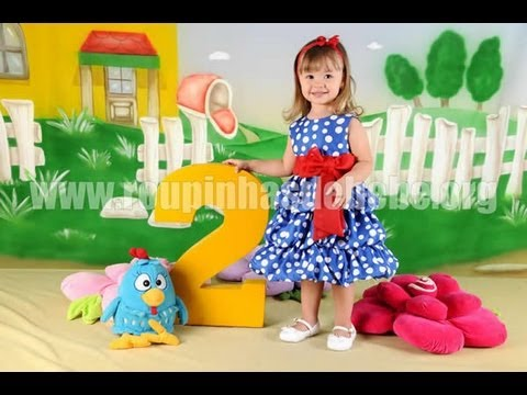 Vestidos Infantil Para Festa | Moda Feminina Infantil e Roupas de Beb para Meninas