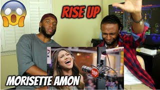 "Download Lagu Morissette Amon performs ""Rise Up"" LIVE on Wish 107.5 Bus (REACTION) Gratis STAFABAND"