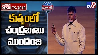 Chandrababu leads by over 1,500 votes from Kuppam