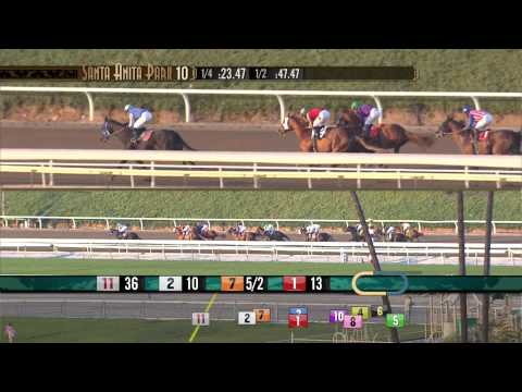 California Cup Derby Stakes - Saturday, January 25
